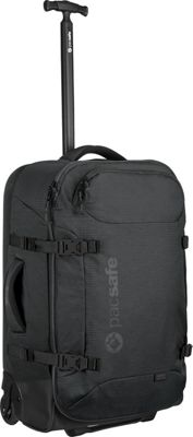 Pacsafe Toursafe AT25 Wheeled Duffel Black - Pacsafe Rolling Duffels