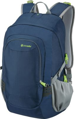 Pacsafe Venturesafe 25L GII Navy Blue - Pacsafe Business & Laptop Backpacks