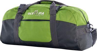 Olympia USA 30 inch Sports Duffel Green - Olympia USA Rolling Duffels
