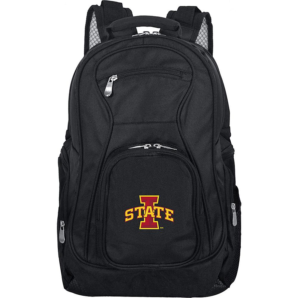 Denco Sports Luggage NCAA 19 Laptop Backpack Iowa State University Cyclones - Denco Sports Luggage Business & Laptop Backpacks - Backpacks, Business & Laptop Backpacks