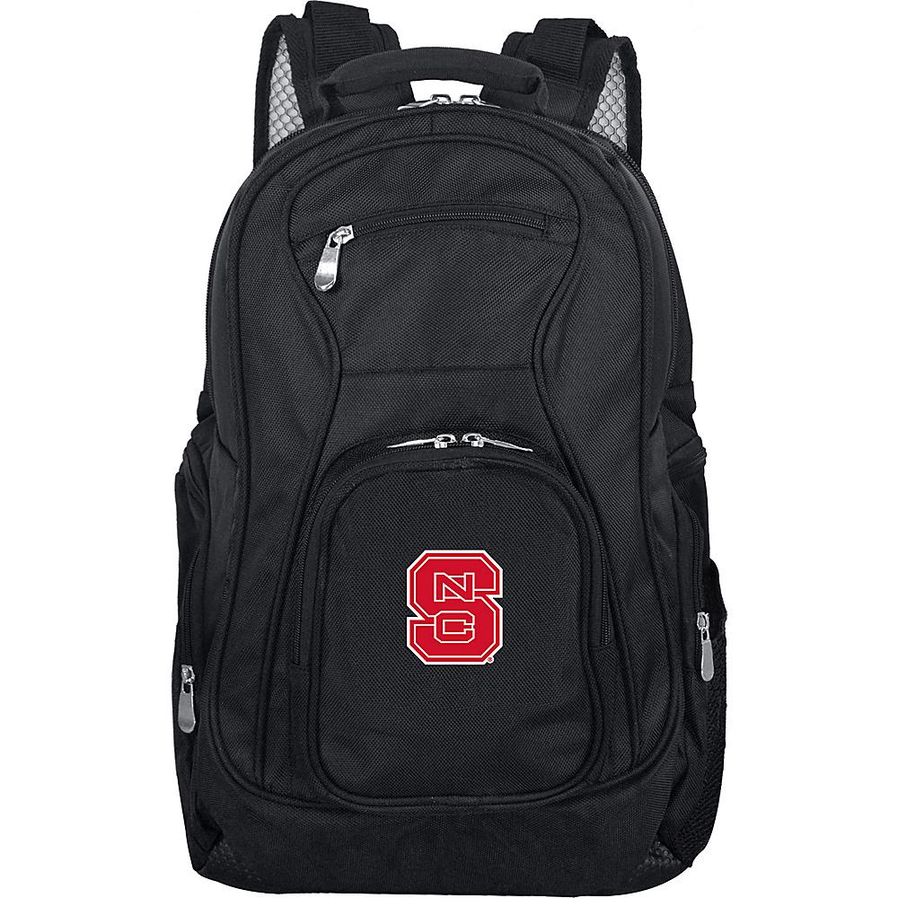 Denco Sports Luggage NCAA 19 Laptop Backpack North Carolina State University Wolfpack - Denco Sports Luggage Business & Laptop Backpacks - Backpacks, Business & Laptop Backpacks