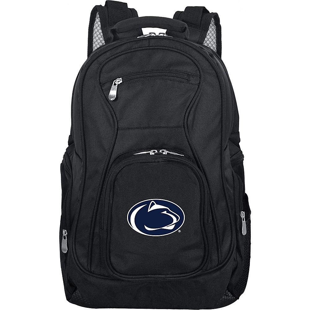 Denco Sports Luggage NCAA 19 Laptop Backpack Pennsylvania State University Nittany Lions - Denco Sports Luggage Business & Laptop Backpacks - Backpacks, Business & Laptop Backpacks