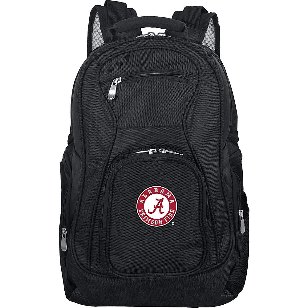 """Denco Sports Luggage NCAA 19"""" Laptop Backpack University of Alabama Crimson Tide - Denco Sports Luggage Business & Laptop Backpacks"""