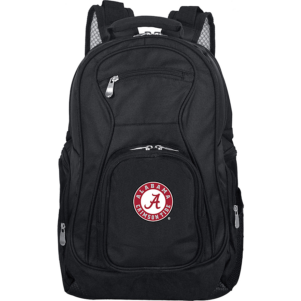 Denco Sports Luggage NCAA 19 Laptop Backpack University of Alabama Crimson Tide - Denco Sports Luggage Business & Laptop Backpacks - Backpacks, Business & Laptop Backpacks