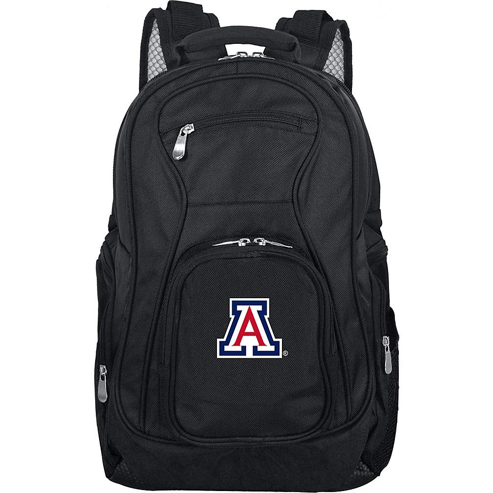Denco Sports Luggage NCAA 19 Laptop Backpack University of Arizona Wildcats - Denco Sports Luggage Business & Laptop Backpacks - Backpacks, Business & Laptop Backpacks