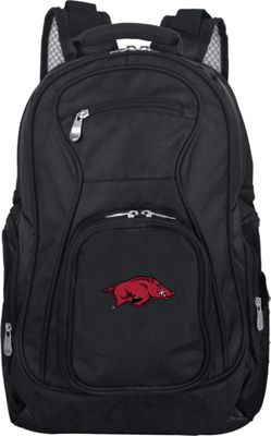 "Denco Sports Luggage NCAA 19"""" Laptop Backpack University of Arkansas Razorbacks - Denco Sports Luggage Business & Laptop Backpacks"