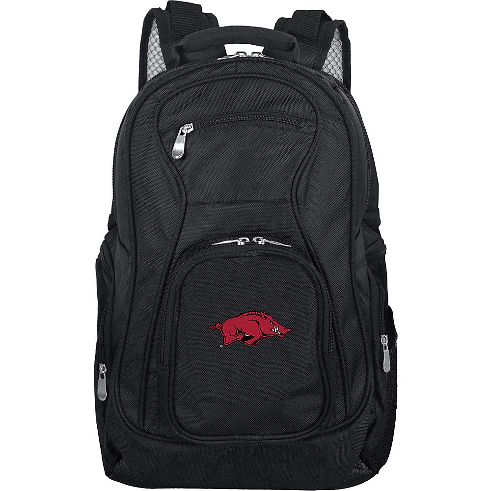 Denco Sports Luggage NCAA 19 Laptop Backpack University of Arkansas Razorbacks - Denco Sports Luggage Business & Laptop Backpacks - Backpacks, Business & Laptop Backpacks