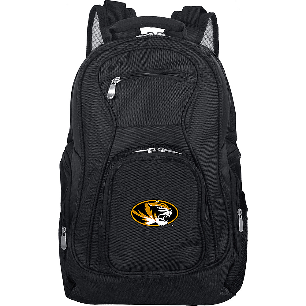 "Denco Sports Luggage NCAA 19"" Laptop Backpack University of Missouri Tigers - Denco Sports Luggage Business & Laptop Backpacks"
