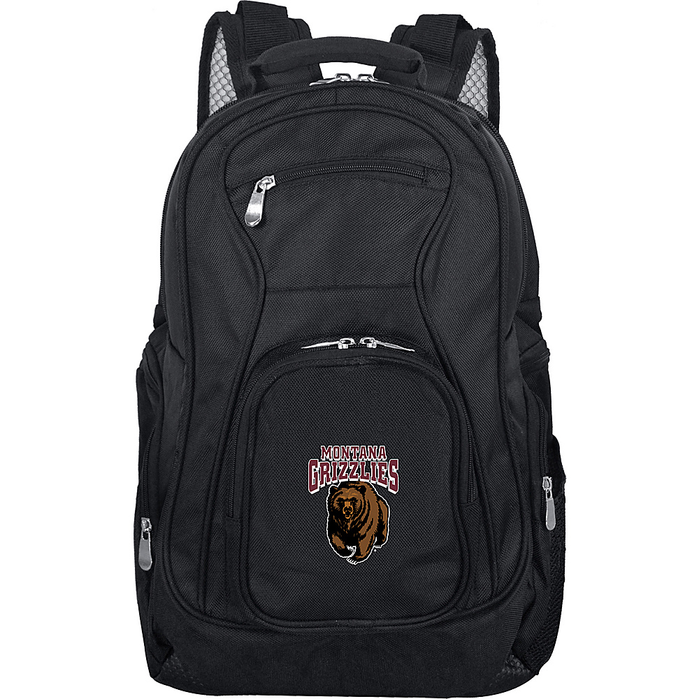 "Denco Sports Luggage NCAA 19"" Laptop Backpack University of Montana Grizzlies - Denco Sports Luggage Business & Laptop Backpacks"