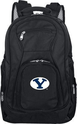 "Denco Sports Luggage NCAA 19"""" Laptop Backpack Brigham Young University Cougars - Denco Sports Luggage Business & Laptop Backpacks"