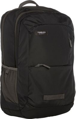 Timbuk2 Parkside Laptop Backpack Jet Black - Timbuk2 Business & Laptop Backpacks