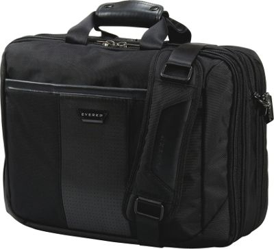 Everki Versa Premium Checkpoint Friendly 16 inch Laptop Bag Black - Everki Non-Wheeled Business Cases