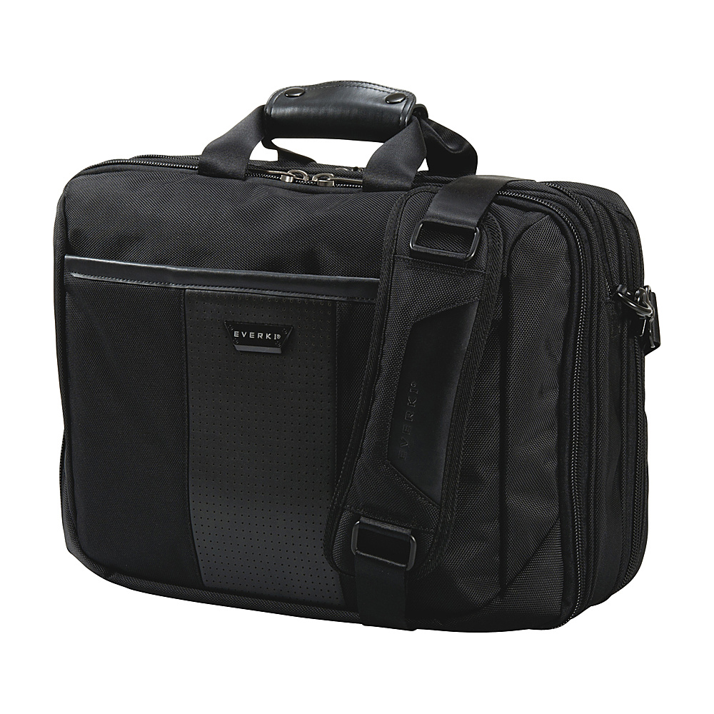 Everki Versa Premium Checkpoint Friendly 16 Laptop Bag Black Everki Non Wheeled Business Cases
