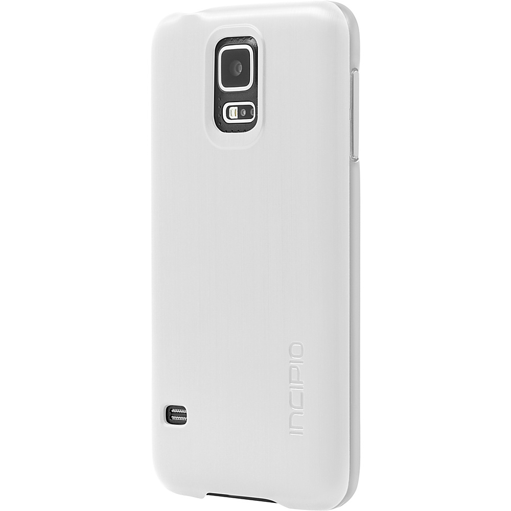 Incipio Feather Shine for Samsung Galaxy S5 White Incipio Electronic Cases