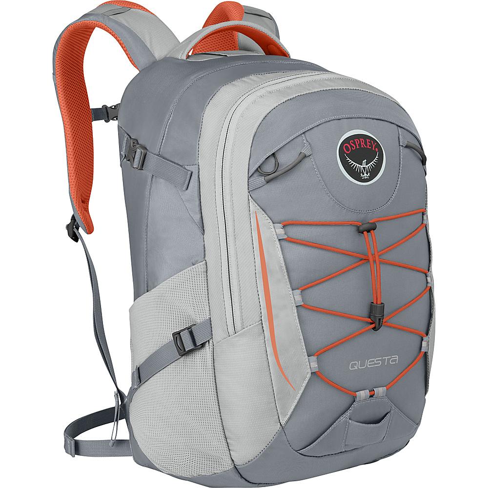 Osprey Questa Laptop Backpack Birch White - Osprey Business & Laptop Backpacks - Backpacks, Business & Laptop Backpacks