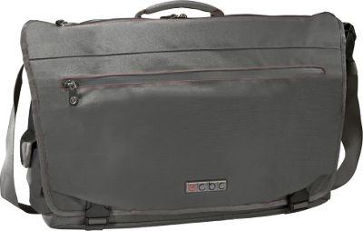ecbc Trident Messenger Grey - ecbc Messenger Bags