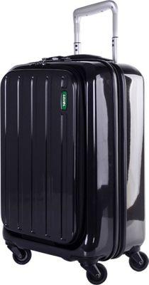 Lojel Lucid Carry-On Luggage Gray - Lojel Hardside Carry-On