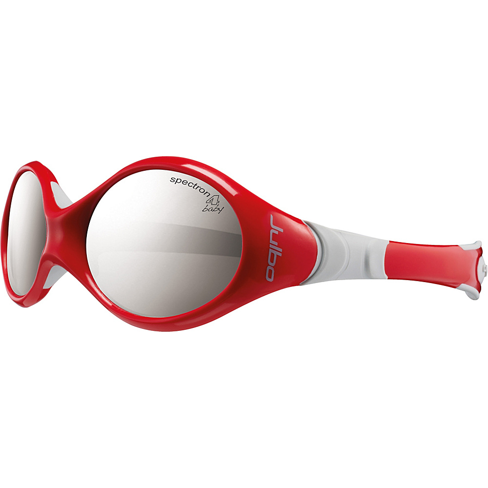 Julbo Looping 1 Kids Sunglasses with Spectron 4 Baby Lenses Red Julbo Sunglasses