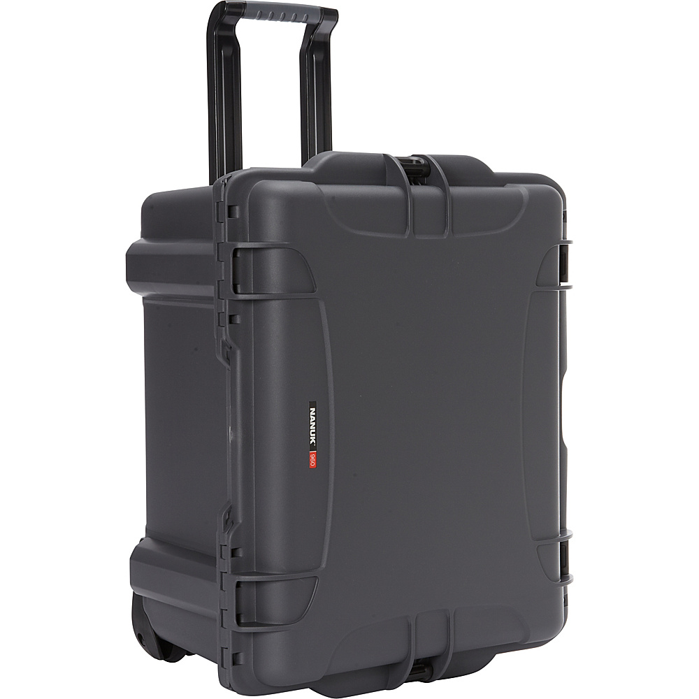 NANUK 960 Case With Foam Grey NANUK Hardside Checked