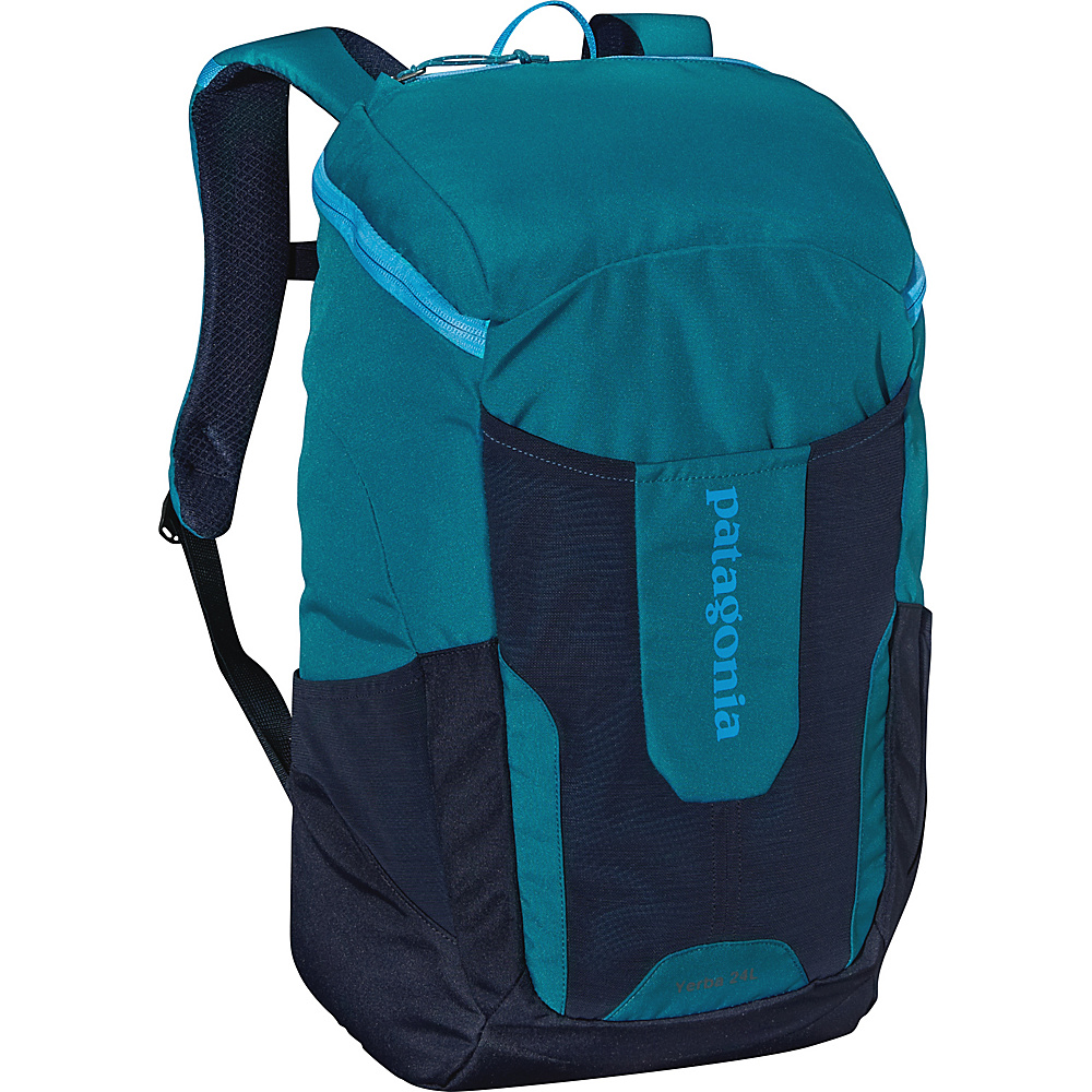 Patagonia Yerba Pack 24L Underwater Blue - Patagonia School & Day Hiking Backpacks