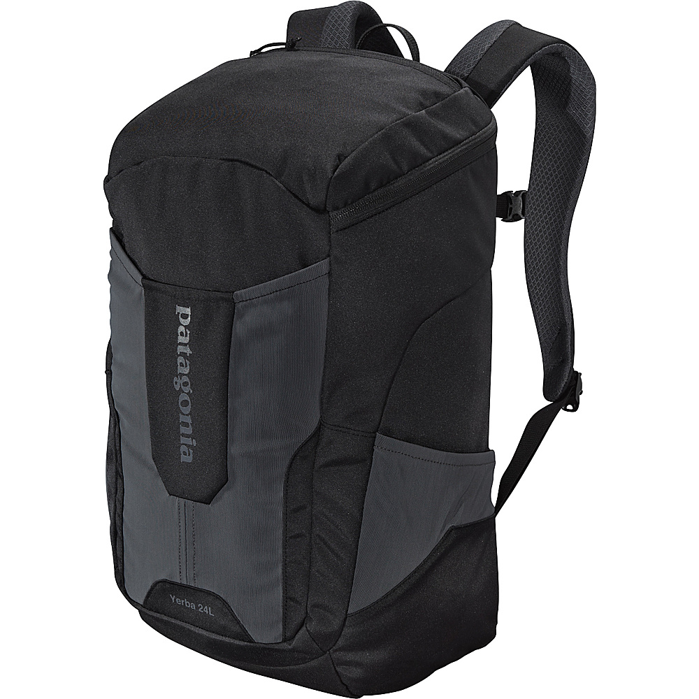 Patagonia Yerba Pack 24L Black Patagonia Business Laptop Backpacks