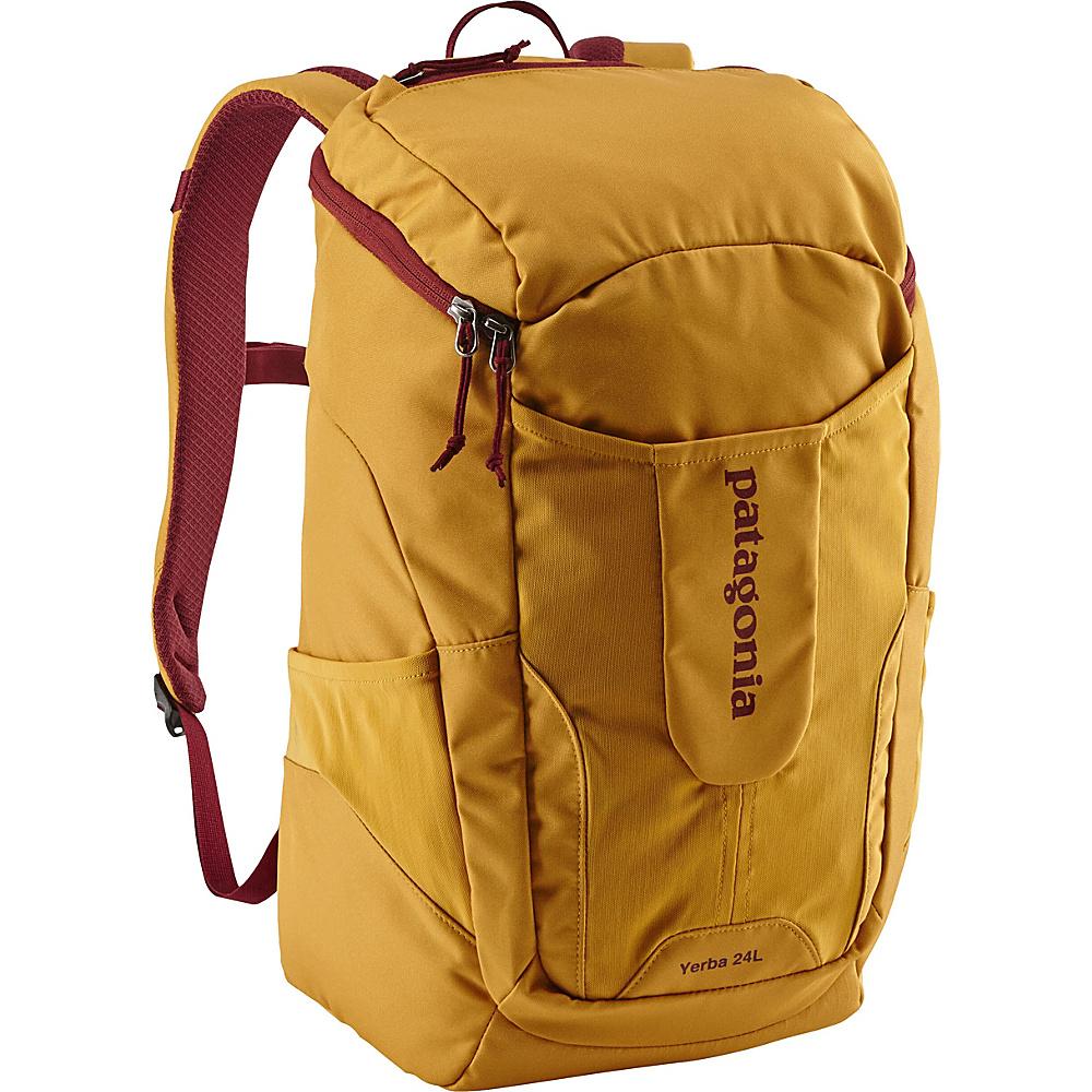 Patagonia Yerba Pack 24L Yurt Yellow - Patagonia Business & Laptop Backpacks - Backpacks, Business & Laptop Backpacks