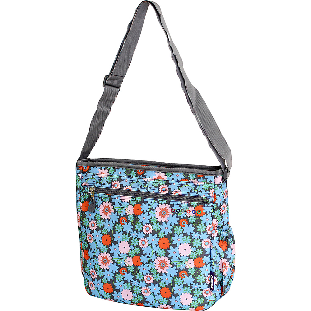J World New York Tori Messenger Bag BLOSSOM J World New York Messenger Bags
