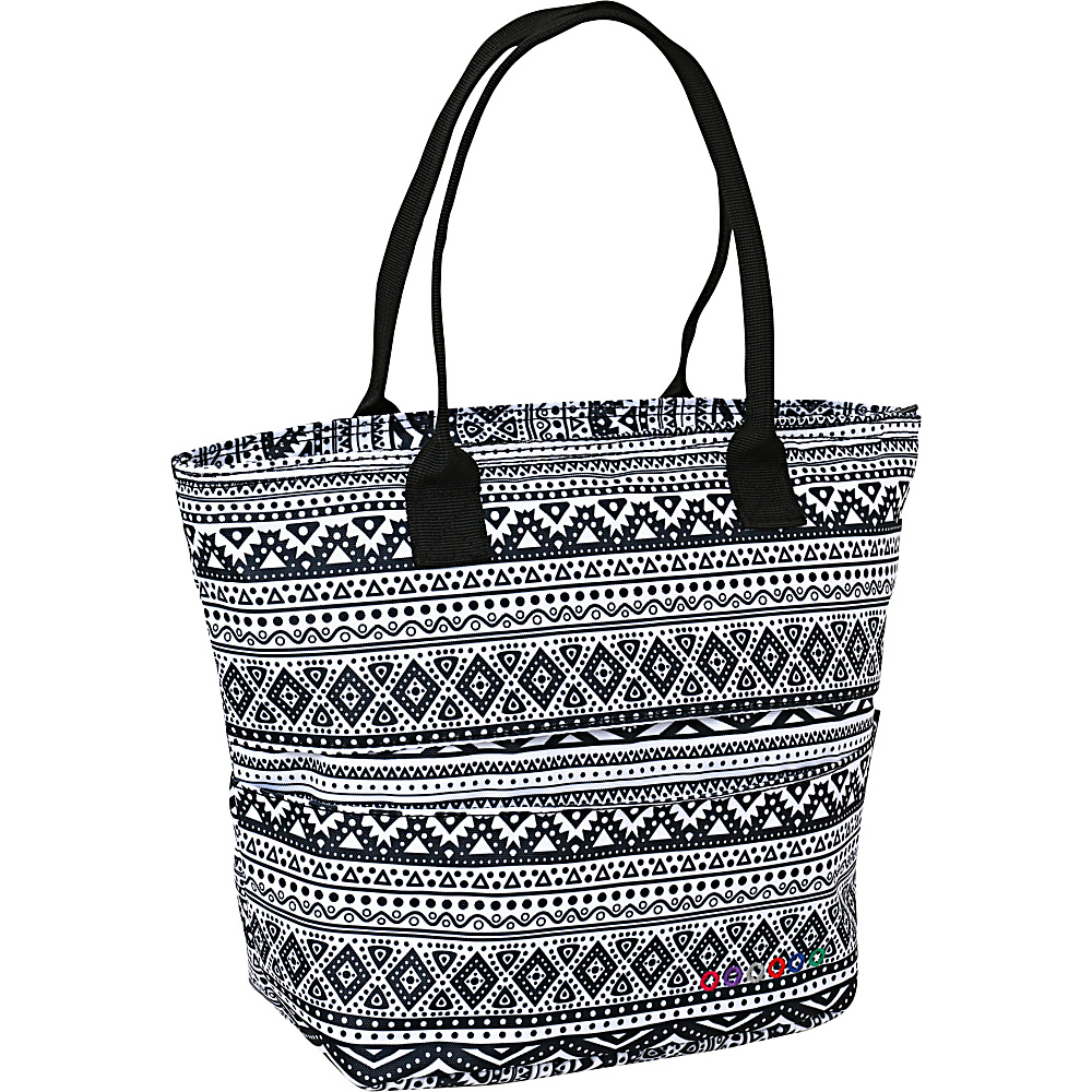 J World New York Lola Insulated Lunch Tote Tribal - J World New York Travel Coolers - Travel Accessories, Travel Coolers