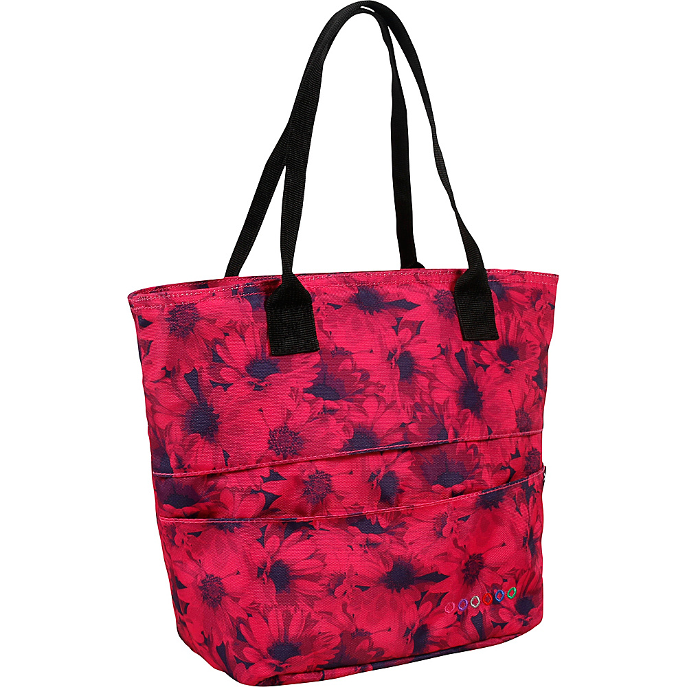 J World New York Lola Insulated Lunch Tote Bellis - J World New York Travel Coolers - Travel Accessories, Travel Coolers