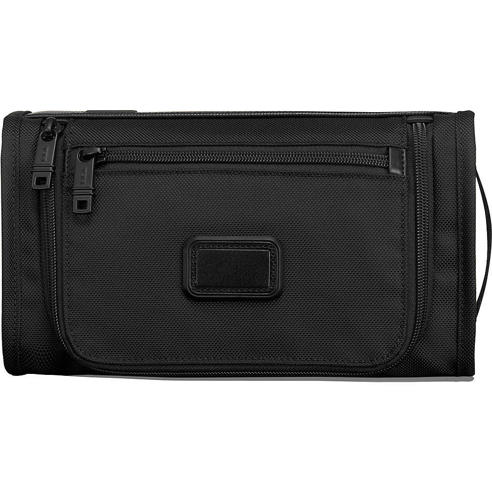 Tumi Alpha 2 Travel Kit Black Tumi Toiletry Kits
