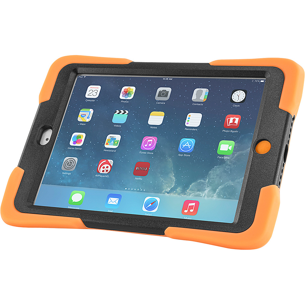 Devicewear Caseiopeia Keepsafe Kick for iPad Mini Orange Devicewear Electronic Cases