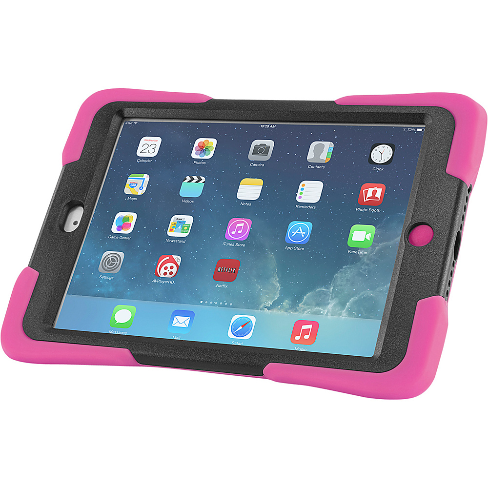 Devicewear Caseiopeia Keepsafe Kick for iPad Mini Pink Devicewear Electronic Cases