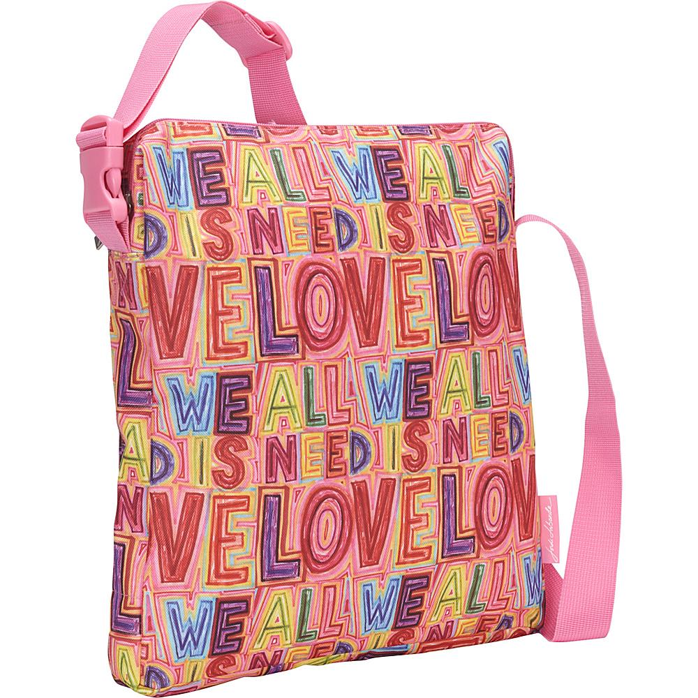 Miquelrius Jordi Labanda Messenger Bag Love Love Miquelrius Messenger Bags