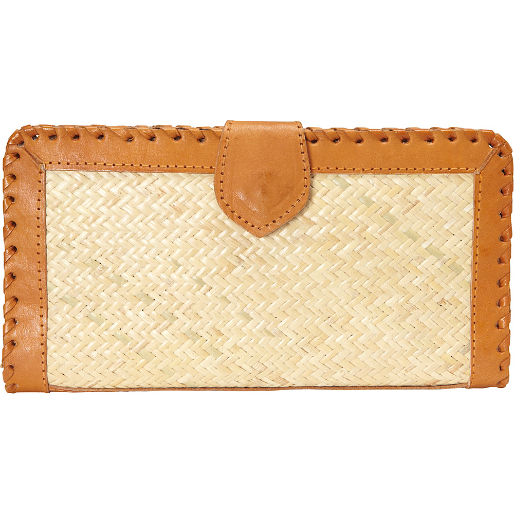 TLC you Morgan Wallet Natural with Natural TLC you Women s Wallets