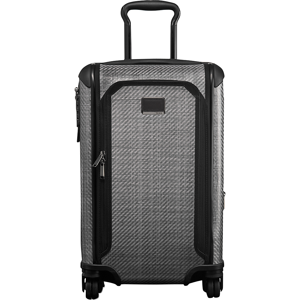 Tumi Tegra-Max International Expandable Traveler T-Graphite - Tumi Hardside Carry-On - Luggage, Hardside Carry-On
