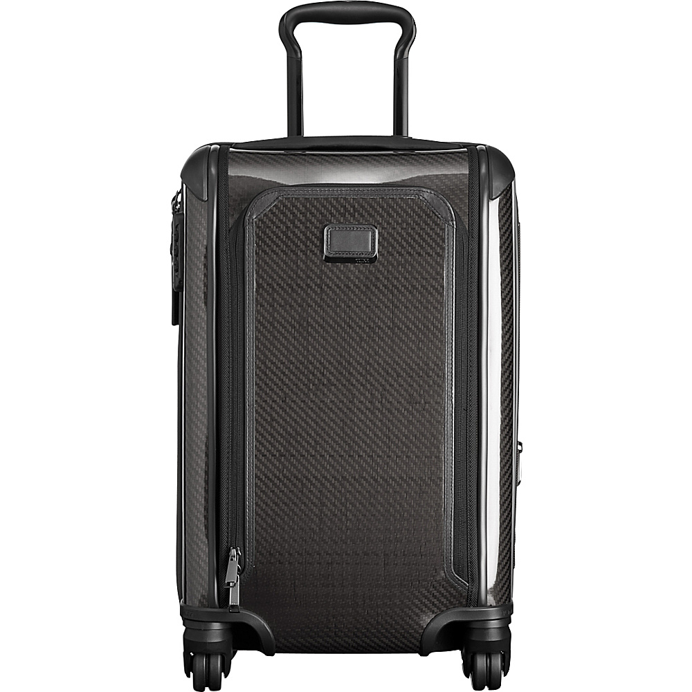 Tumi Tegra-Max International Expandable Traveler Black Graphite - Tumi Hardside Carry-On