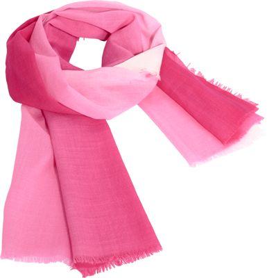 Vera Bradley Ombre Soft Wool Scarf Ombre Pink - Vera Bradley Scarves