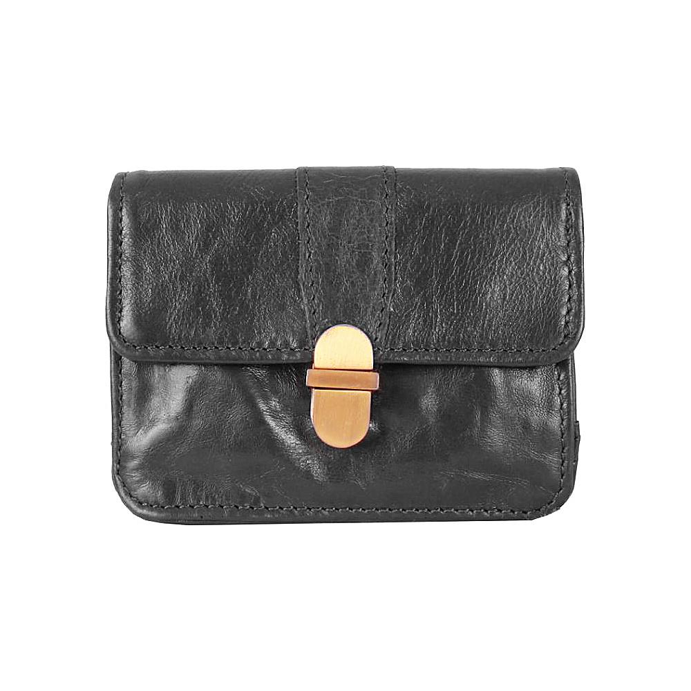 Latico Leathers Sandra Wallet Black - Latico Leathers Womens Wallets - Women's SLG, Women's Wallets