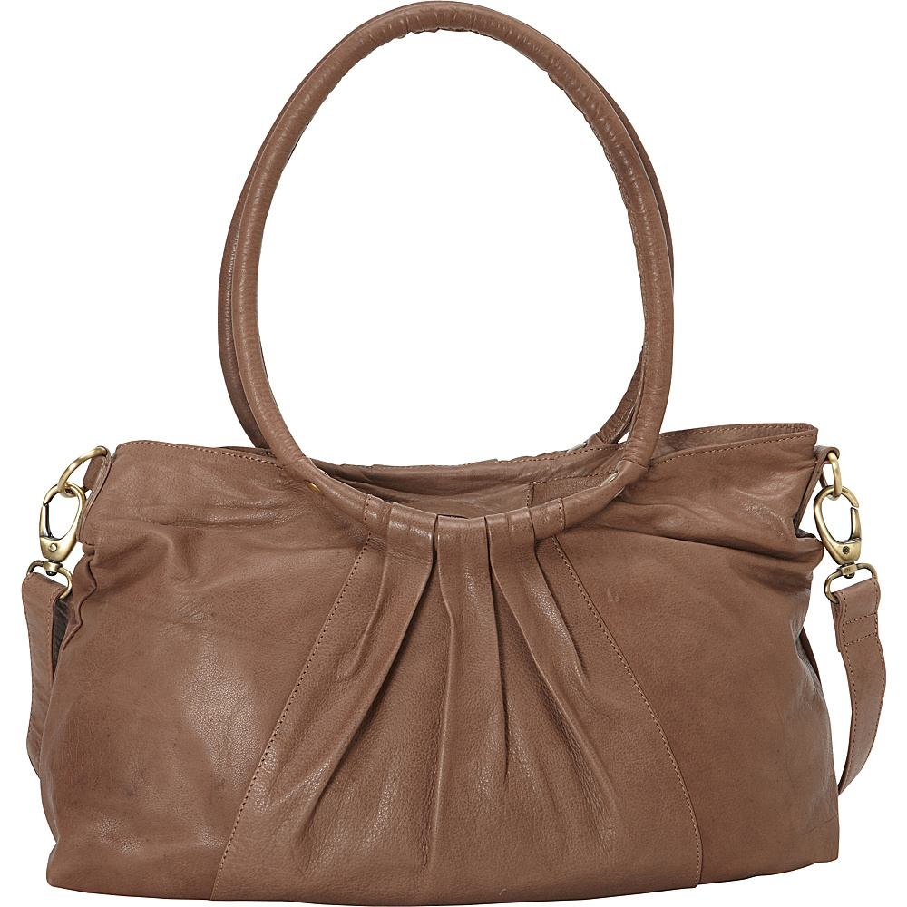 Latico Leathers Lillian Tote Glove Brown - Latico Leathers Leather Handbags - Handbags, Leather Handbags