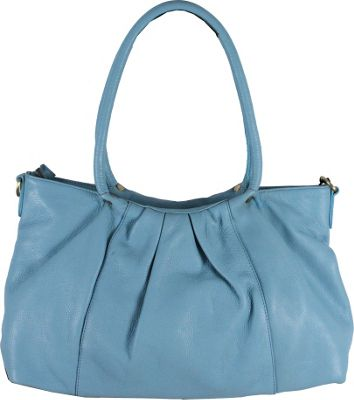 Latico Leathers Lillian Tote Ocean - Latico Leathers Leather Handbags