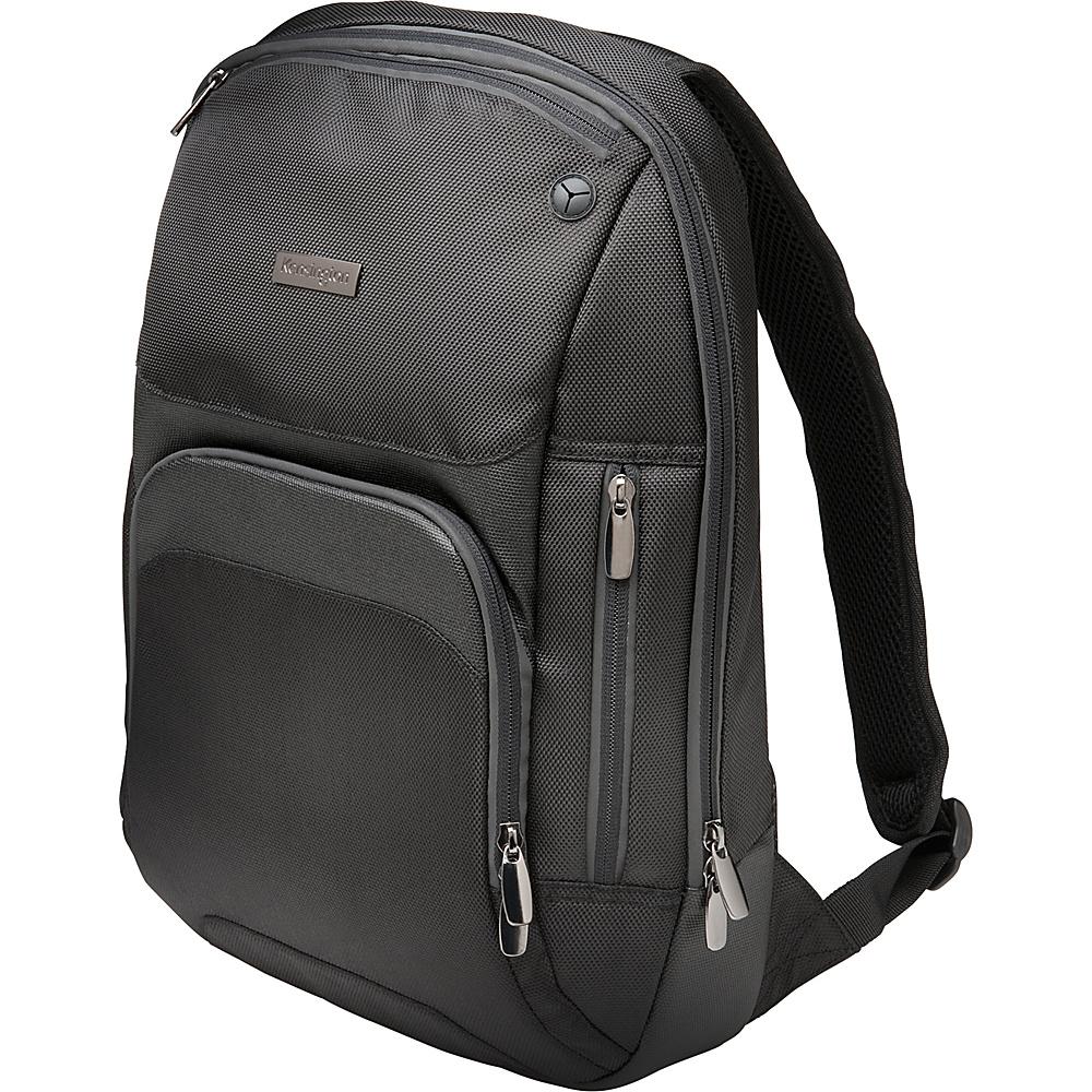 Kensington Triple Trek Backpack for 13 to 14 Inch Ultra books Black Kensington Non Wheeled Business Cases