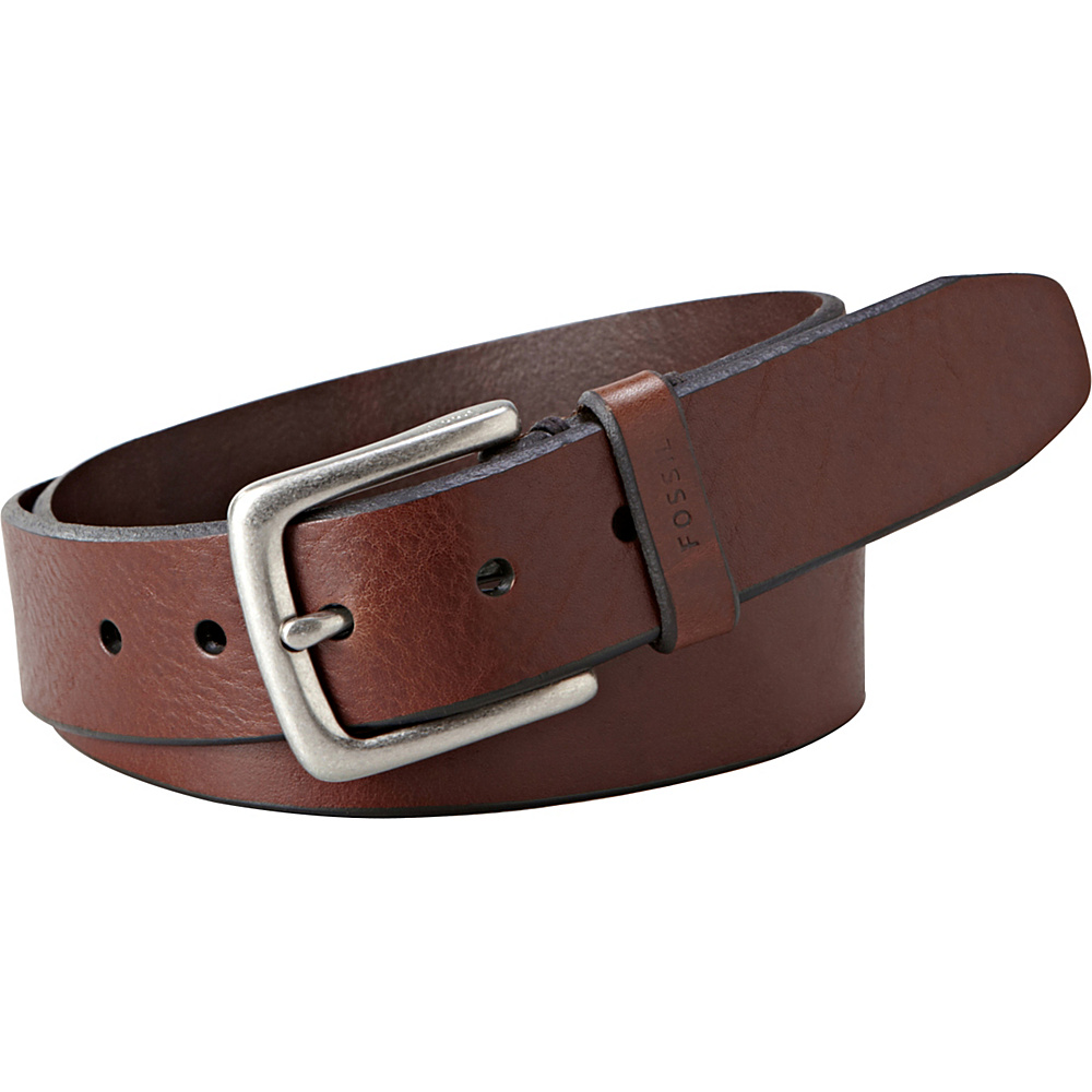 Fossil Joe Belt Brown 44 Fossil Other Fashion Accessories