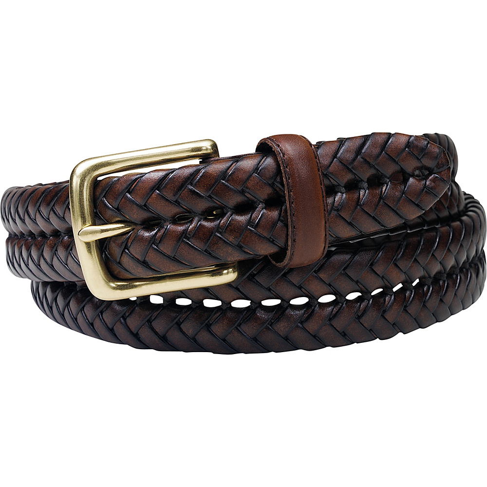 Fossil Maddox Belt 34 - Brown - Fossil Other Fashion Accessories - Fashion Accessories, Other Fashion Accessories