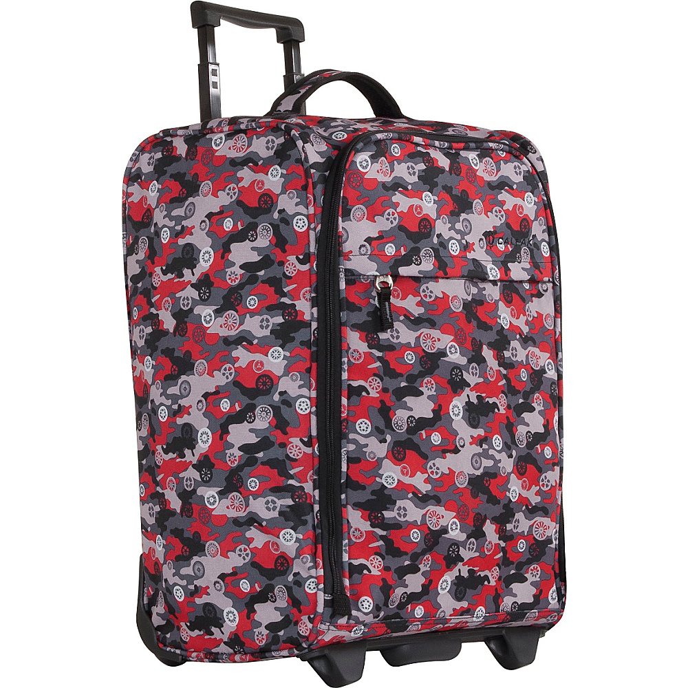 CalPak Zorro Carry On Luggage Fire Wheel CalPak Softside Carry On