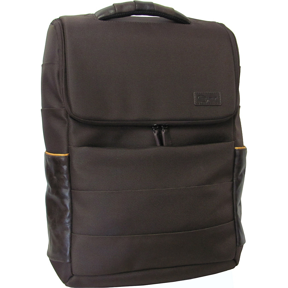 AmeriLeather Smart Backpack Waxy Brown - AmeriLeather Everyday Backpacks - Backpacks, Everyday Backpacks