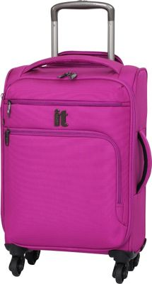 it luggage MegaLite Luggage Collection 21.9 inch Carry On Spinner- eBags Exclusive Baton Rouge - it luggage Softside Carry-On