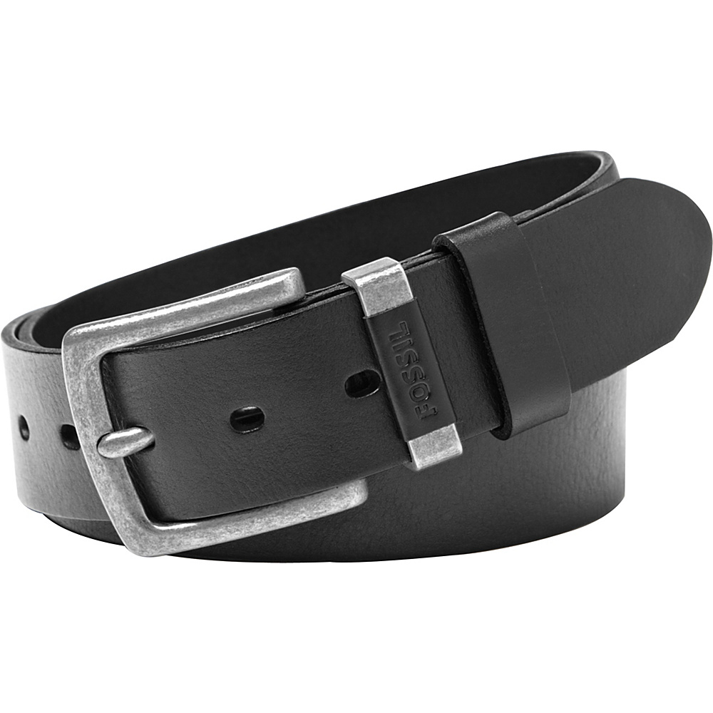 Fossil Jay Belt 44 - Black - Fossil Other Fashion Accessories - Fashion Accessories, Other Fashion Accessories