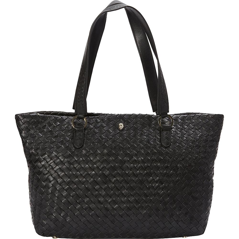 Helen Kaminski Jackie Medium Tote Black - Helen Kaminski Designer Handbags