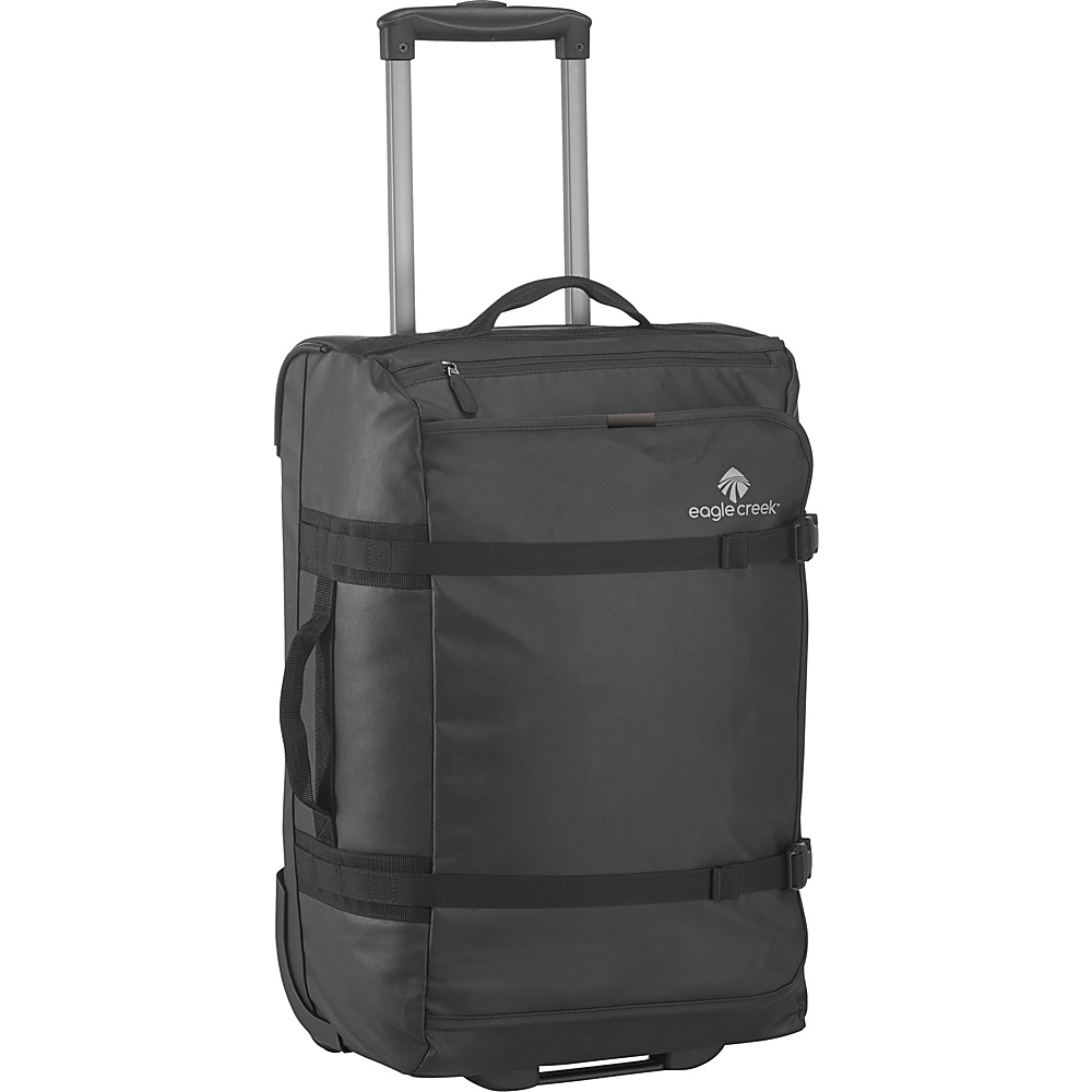 Eagle Creek No Matter What Flatbed Duffel 20 Black - Eagle Creek Travel Duffels - Duffels, Travel Duffels