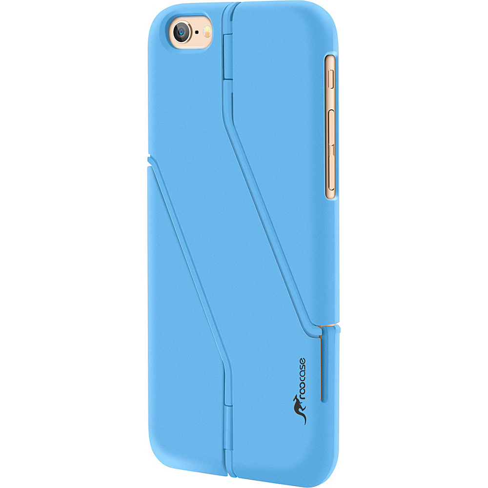 rooCASE Slim Fit Switchback Kickstand Case Cover for iPhone 6 6s 4.7 Blue rooCASE Electronic Cases